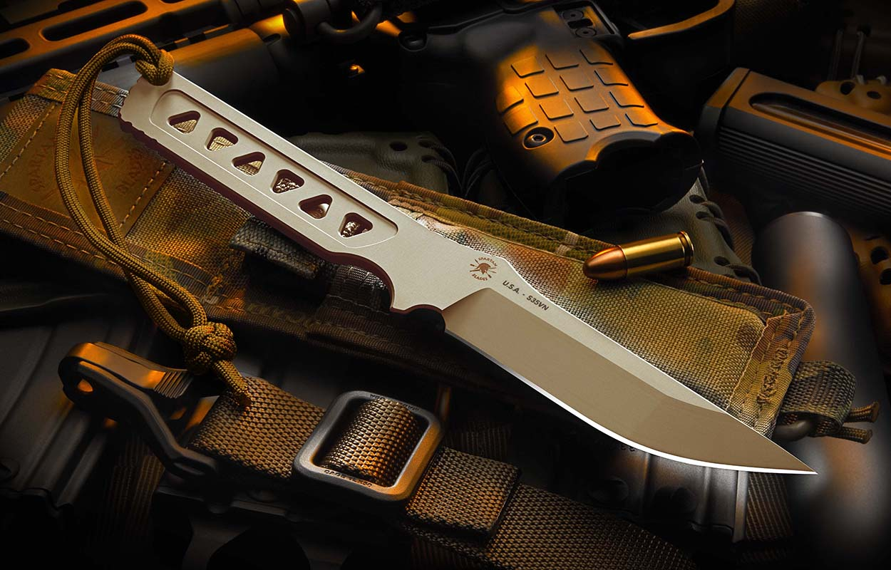 Formido fixed blade knife